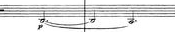"Excerpt from Blake Morey's ""actually super underrated"" clarinet part."